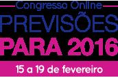 Congresso Online - Previsões para 2016