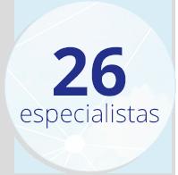 26 Especialistas