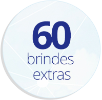 50 Brindes extras